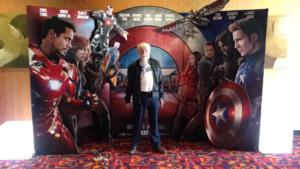 FF Captain America Movie